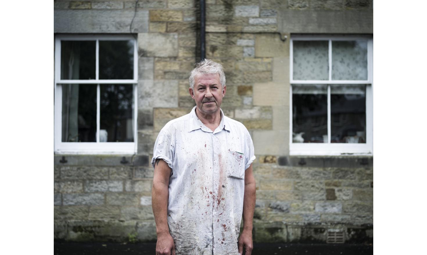 Jeff Balis (58) is a British resident of Newscastleton, Scotland. He didn't vote in the British referendum on EU membership. The Scottish Borders region voted 58,5% for remaining in the EU.