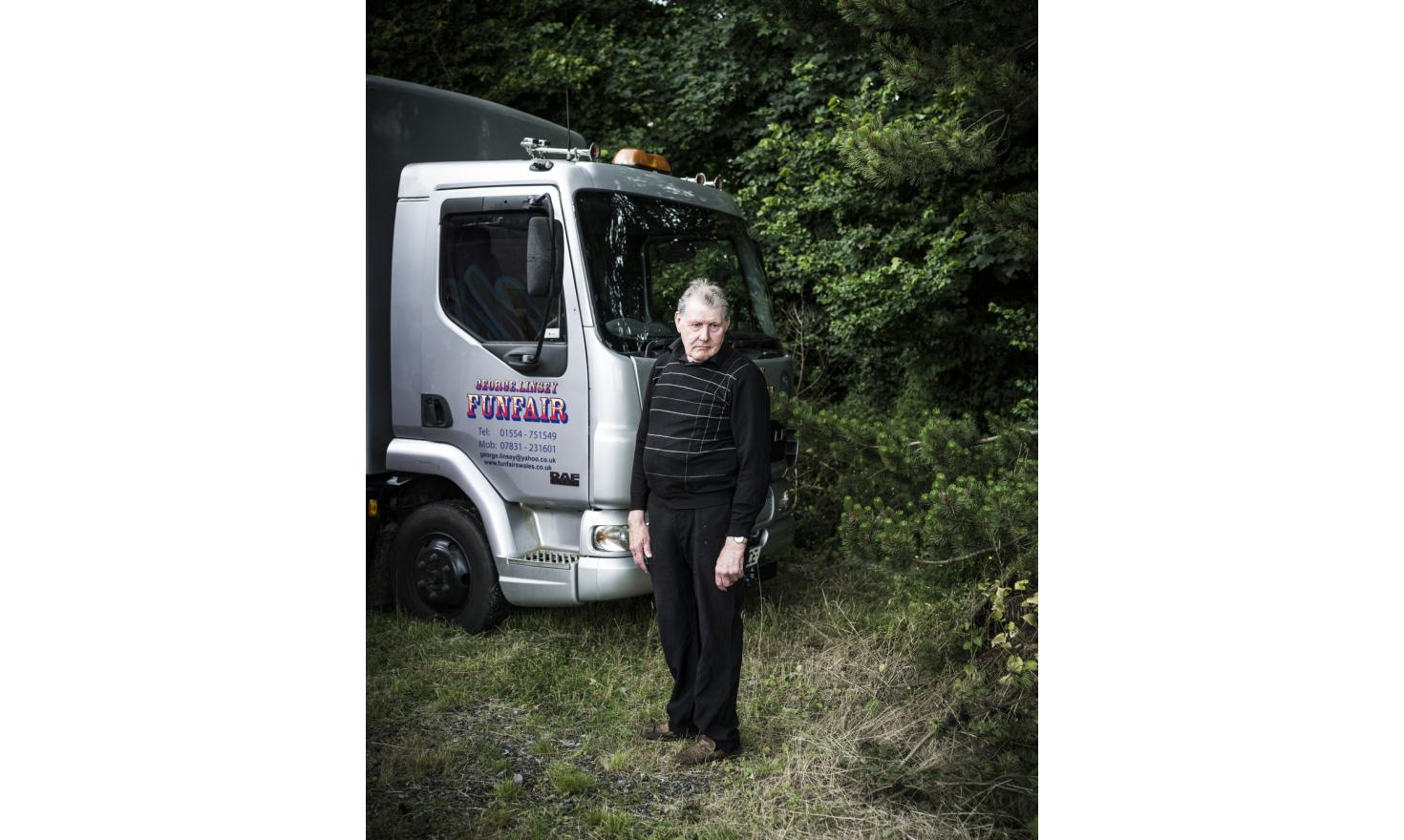 Ron Holmes (75) in Llangennech, Wales. Holmes used to manage a small touring fairground, but is now retired. His son has taken over the company. He voted out of the EU.