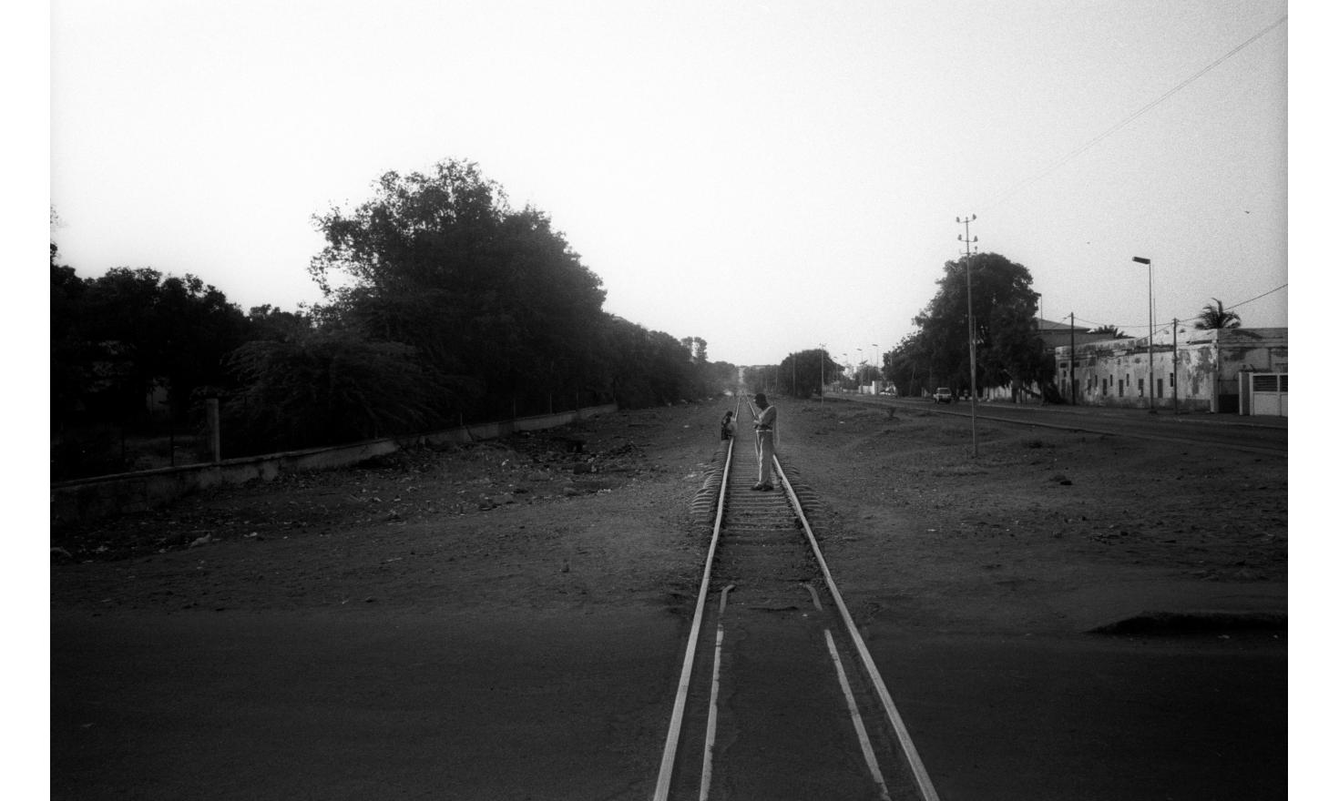 Railway from Djibouti to Holhol
