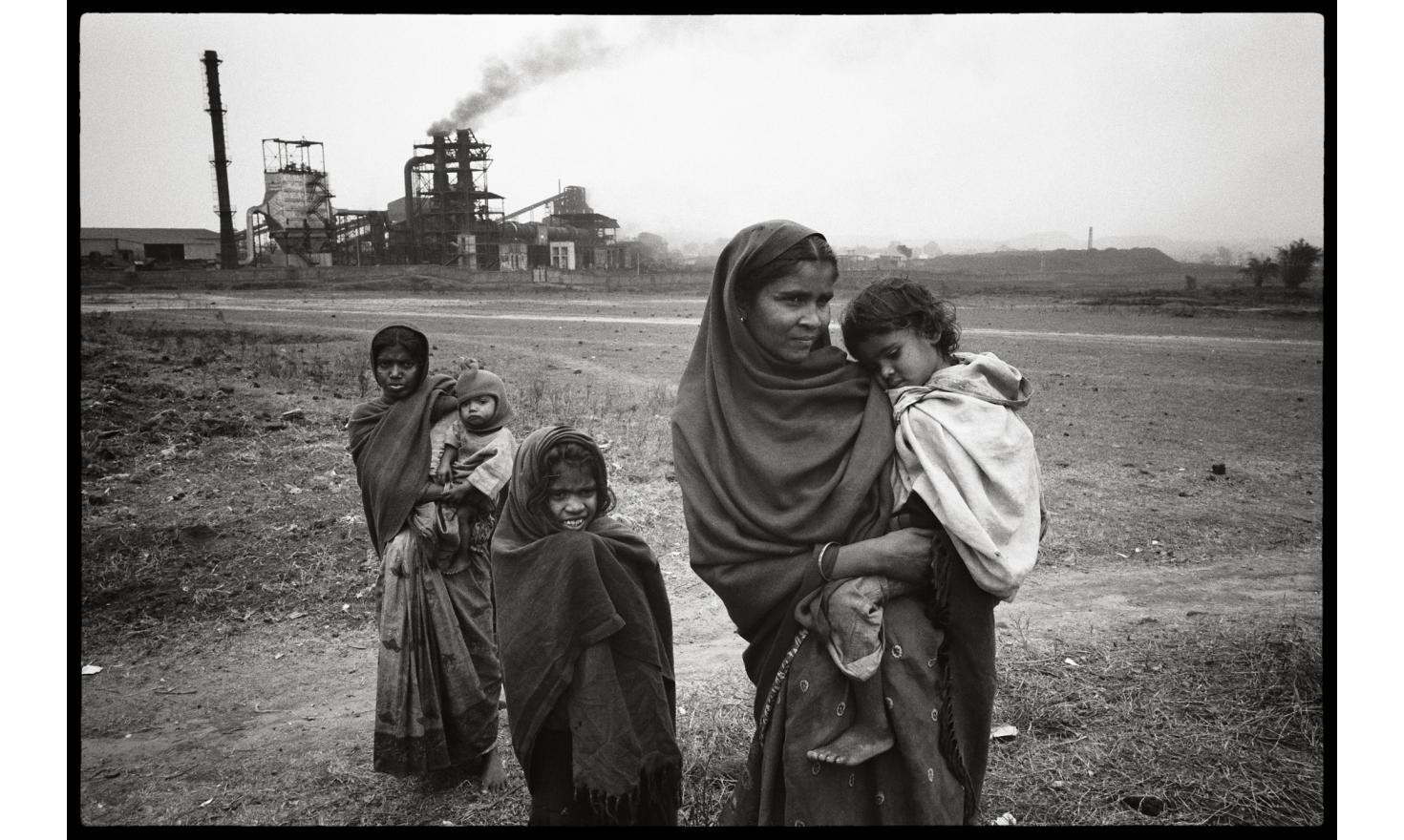 Patratu district, Jharkhand, India In 2001, a giant iron processing factory was built in complete impunity on the tribal land of the Aborigines of Hehal.
