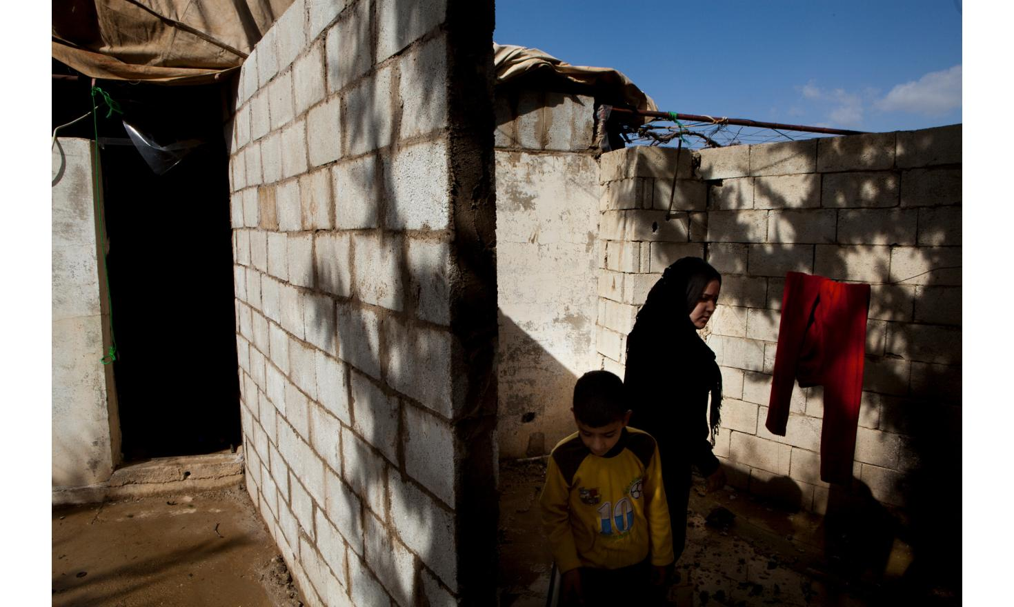 Jalil Camp in Bekaa - The double suffering of Syrian's Palestinian refugees