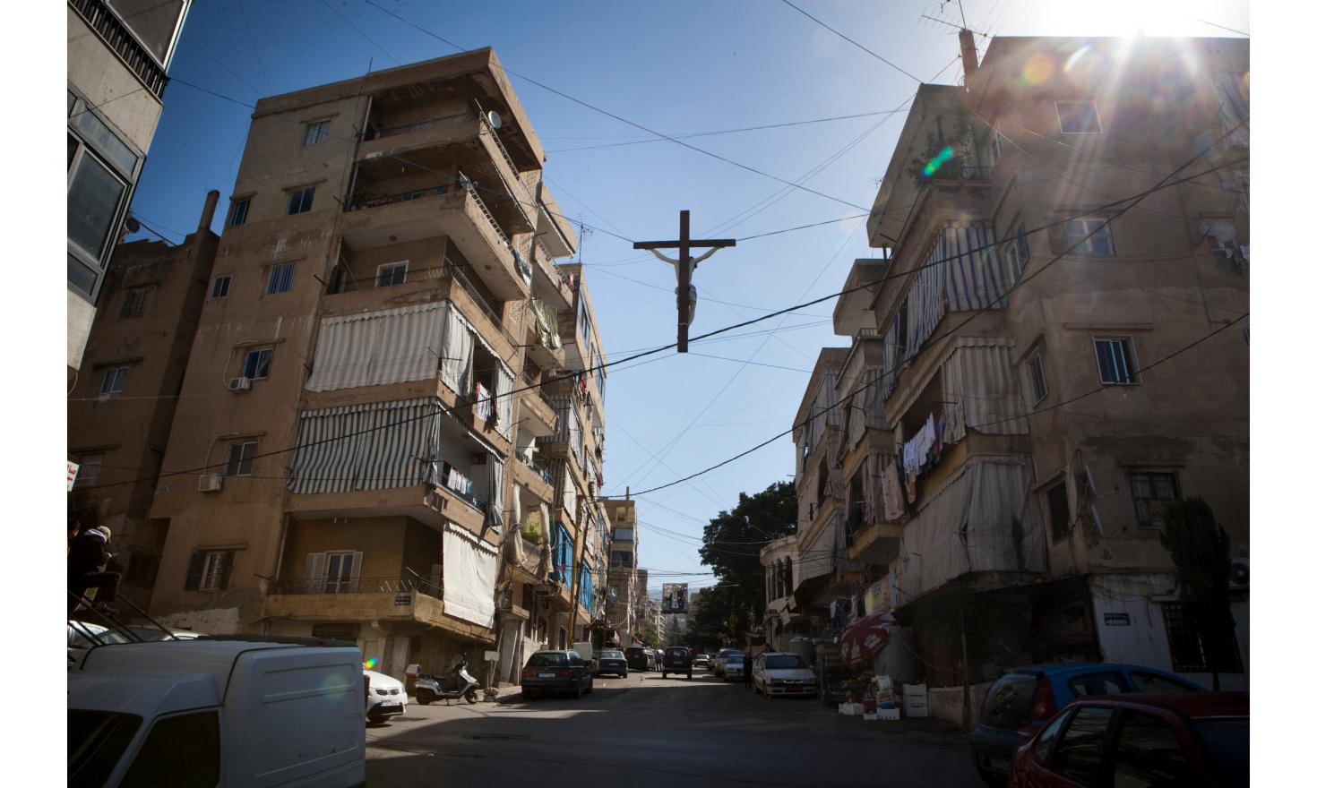 Iraqi Christians in Beirut